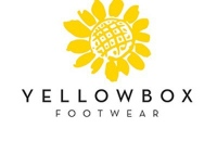 Photography for print ad and marketing materials YellowBox Shoes