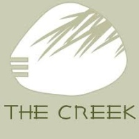 Logo design, curator of art installations for The Creek South Beach hotel, hospitality