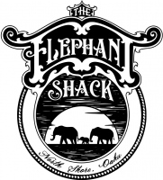 Graphic design services The Elephant Shack Oahu Hawaii food and beverage
